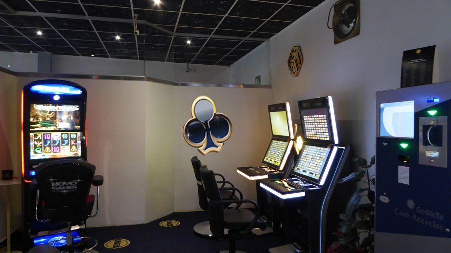 Spielhalle Гјbernehmen